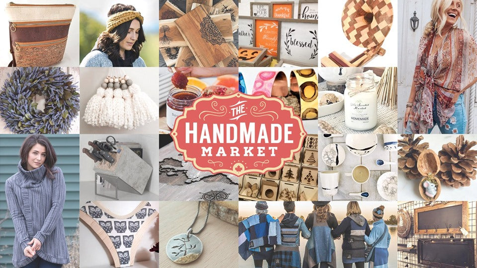 The Handmade Market -12th annual Holiday Market