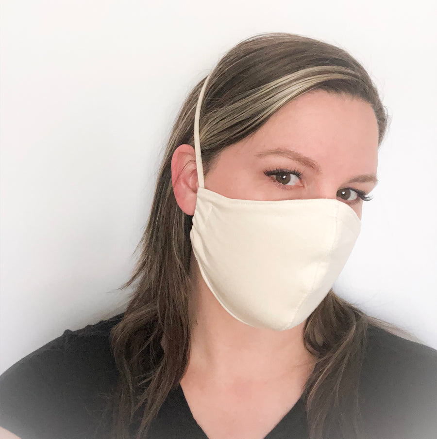 1 pack non-medical Mask: filter pocket+removable nose wire