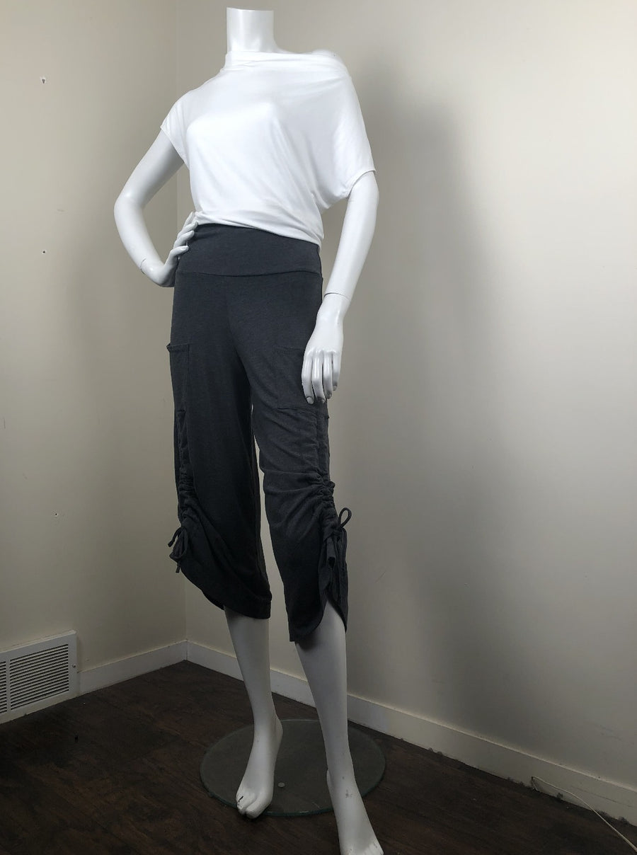 ALL DAY WIDE LEG CAPRI