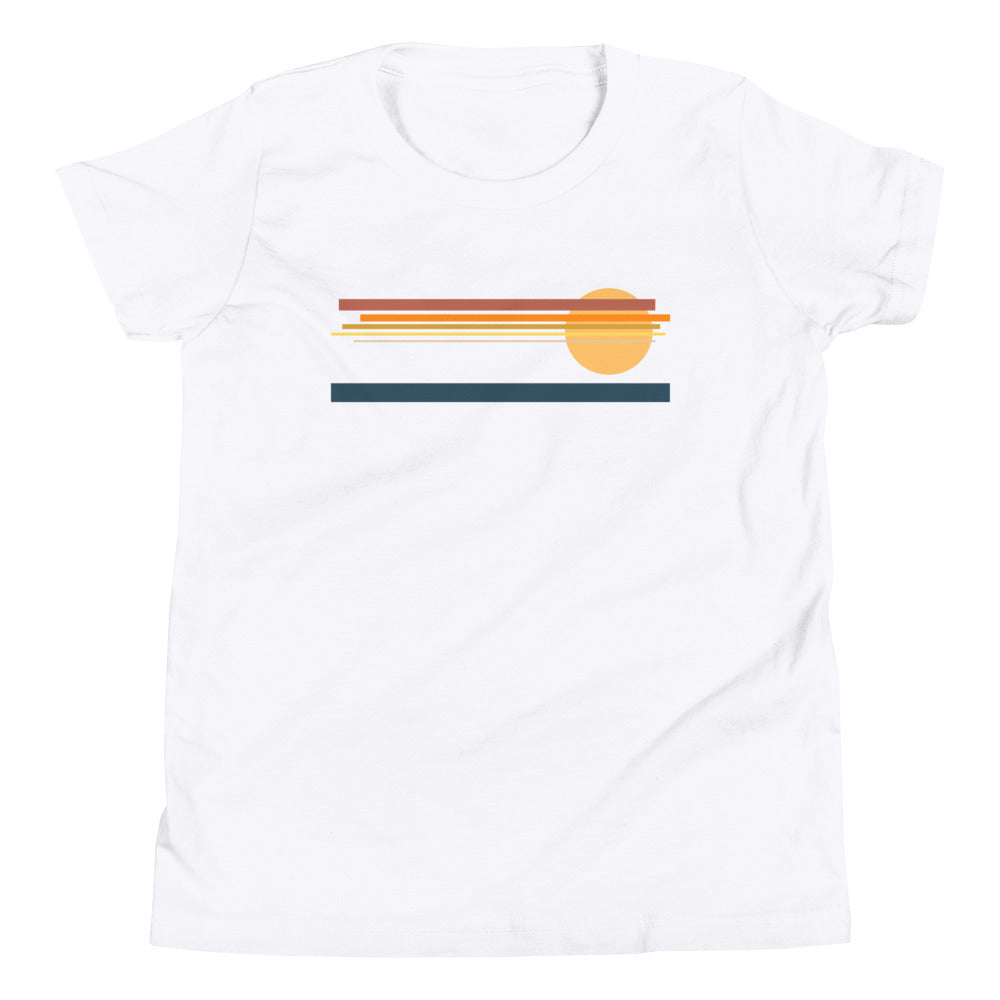 Cali Sunset - Youth T-Shirt