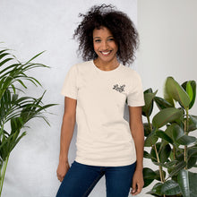 Load image into Gallery viewer, Lady - Adult Embroidered Unisex T-Shirt