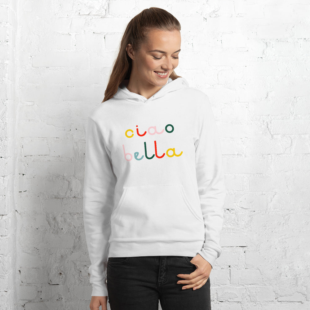 Ciao Bella - Adult Unisex Hoodie