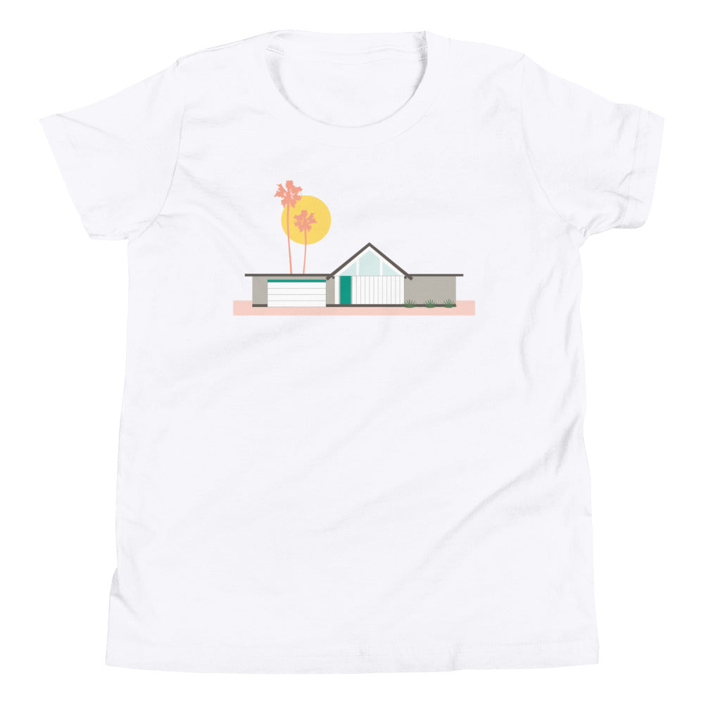 Eichler Mid Century Modern  House 1 - Youth T-Shirt