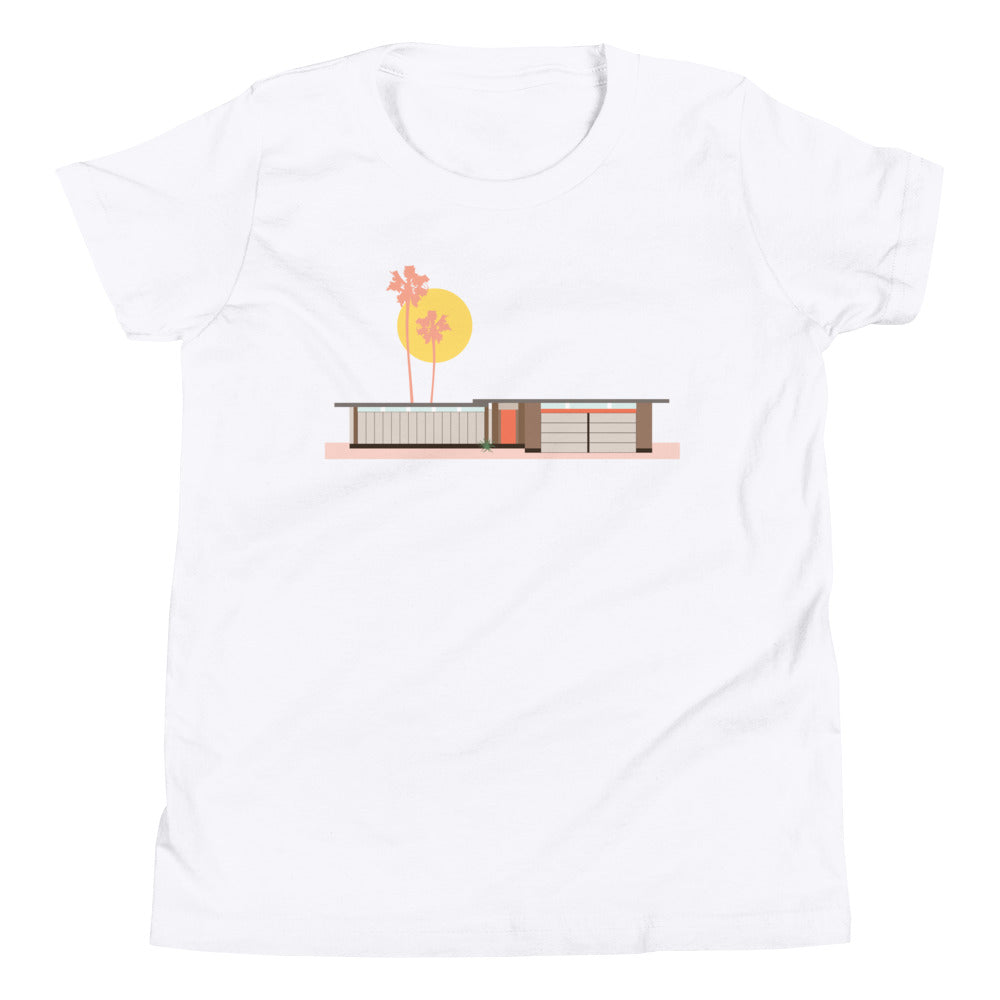 Eichler Mid Century Modern House 2 - Youth T-Shirt