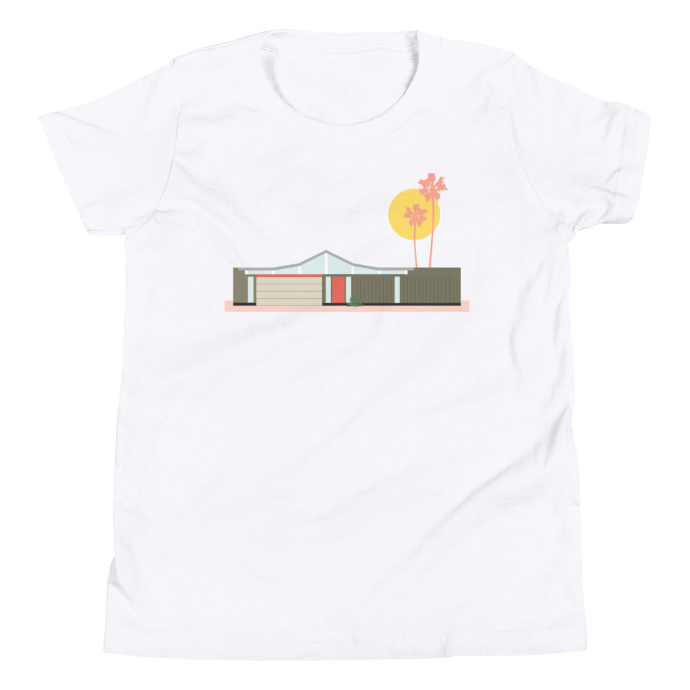 Eichler Mid Century Modern  House 3 - Youth T-Shirt