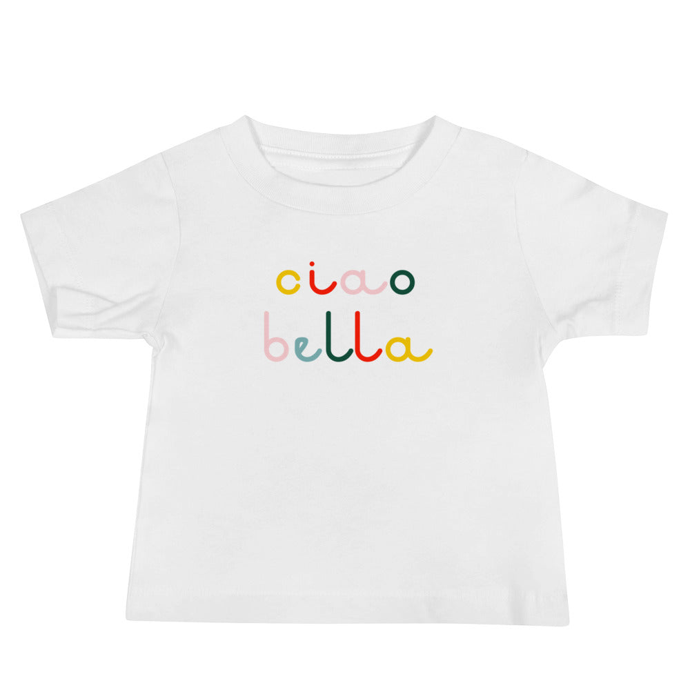 ciao bella  - baby/infant t-shirt