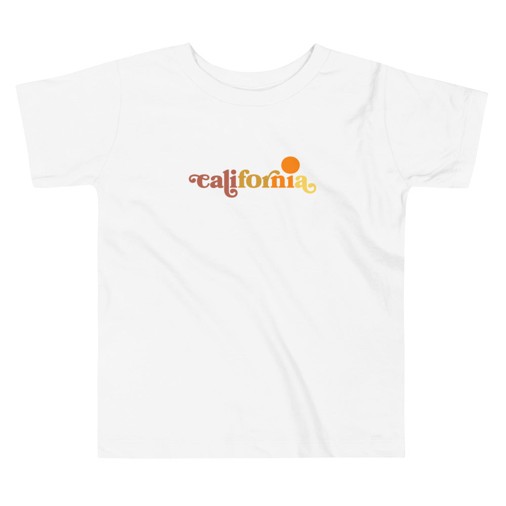 California - Toddler T-Shirt