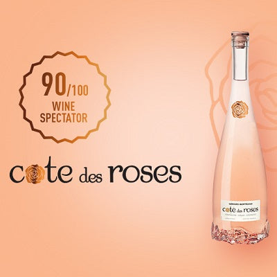 Cote des Roses dans le Wine Spectator Top Values 2018