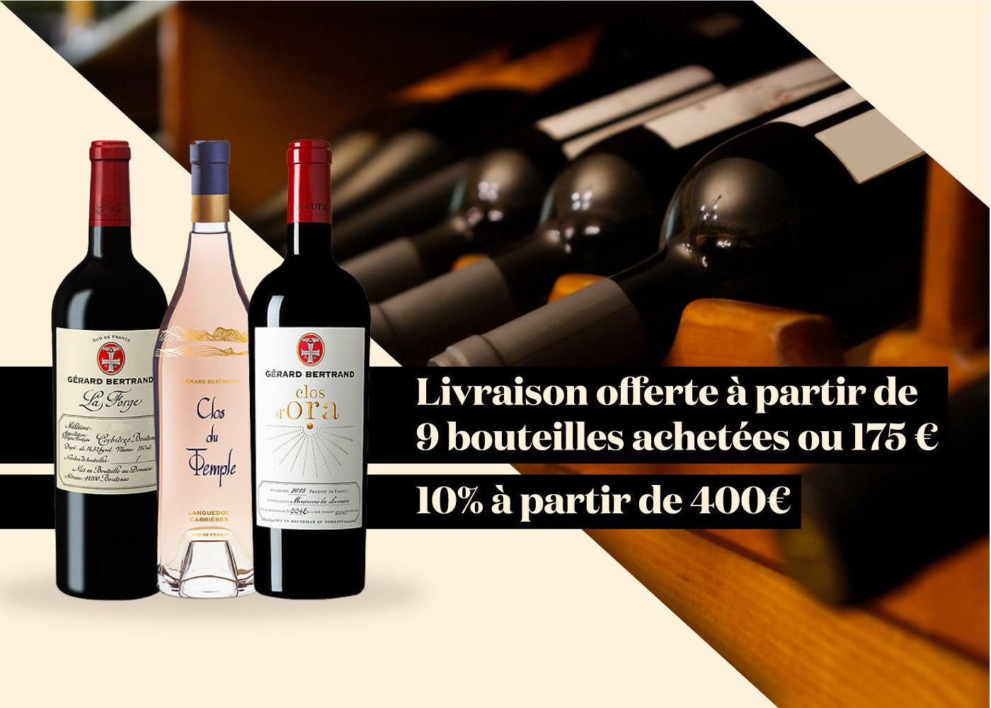 gérard bertrand 2020 wine fair