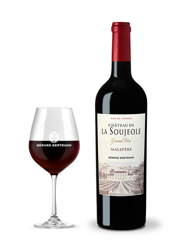 Château de la Soujeole Grand Vin red 2016