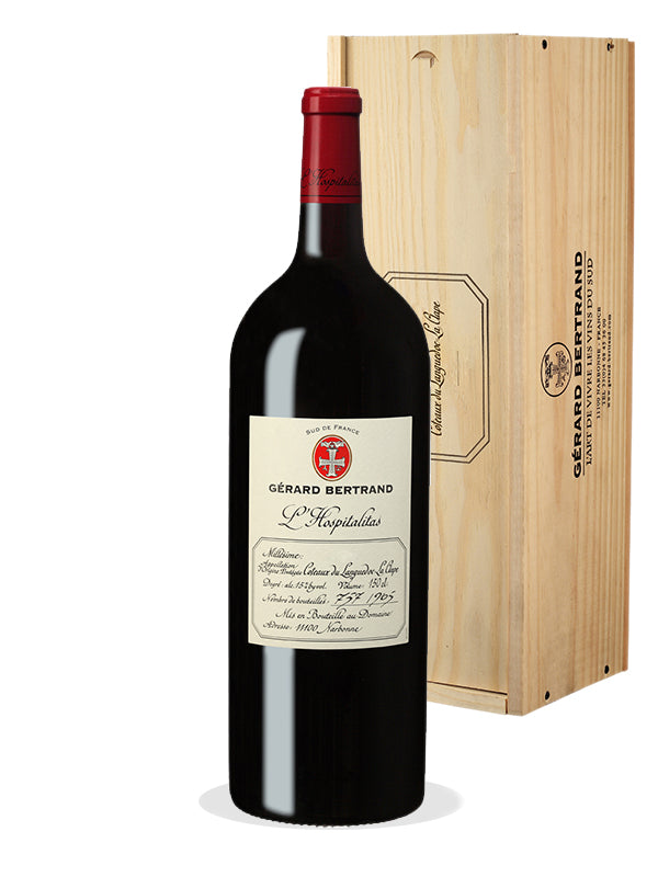 L'Hospitalitas 2012 Magnum with Wooden Case