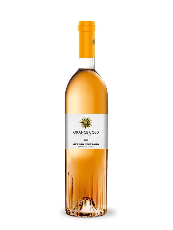 Orange Gold Organic Orange Wine 2020