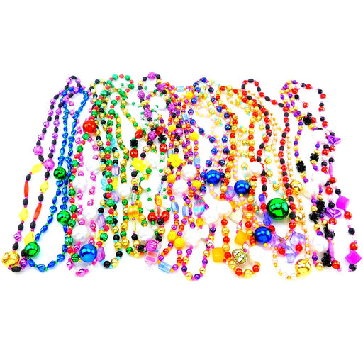 Beads, Random Styles and Pattern Mix 38-40in, Beads-GulfCoastBeads.com