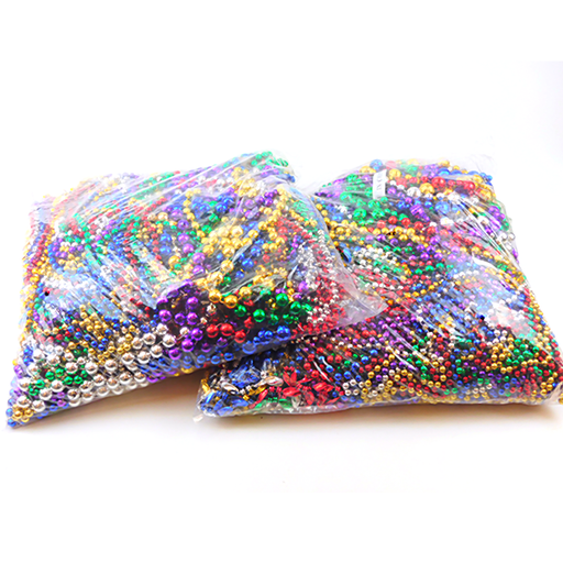 Big selection of assorted beads - all 48in in length | Gulf Coast Beads