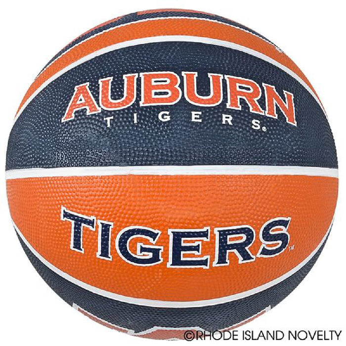 Basketball, Auburn University Regulation Size -Single, Novelty-GulfCoastBeads.com