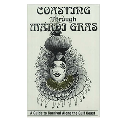 Book, Coasting Through Mardi Gras (1995), Barnes, Edwards, Goodloe, Wilson, Artist Showcase-GulfCoastBeads.com