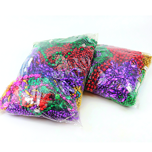 14 lb. box of assorted beads - 'Cocktail Mix' from Gulf Coast Beads