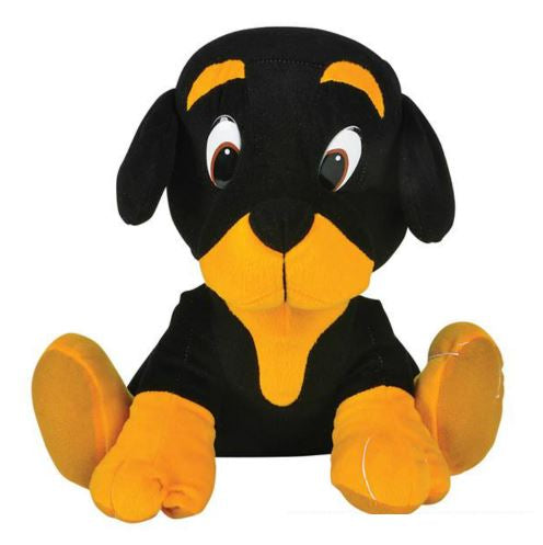 "Dog, 15"" Roland Rottweiler Plush Animal, Novelty-GulfCoastBeads.com"