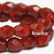 Best Place To Buy Glass Beads, 4mm Faceted Round Fire Polished Online - Gulf Coast Beads