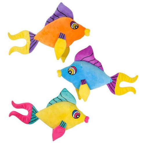 "Fish, 21"" Tropical Plush Toy, Novelty-GulfCoastBeads.com"
