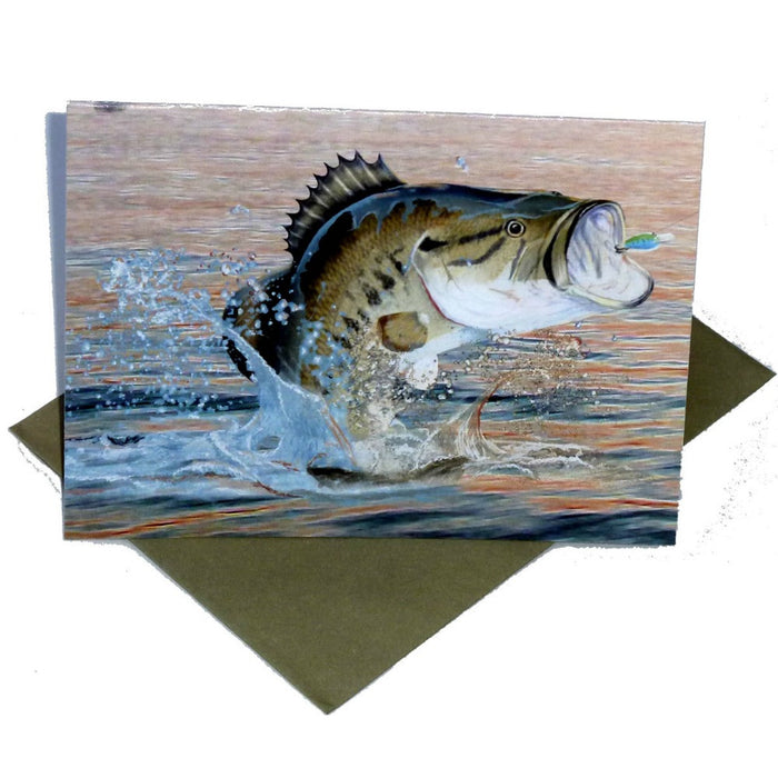 Invitations, Gone Fishin' Party 8Pk, Decorations-GulfCoastBeads.com
