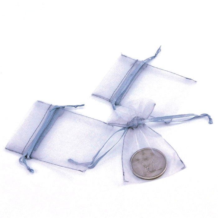 Bag, Gift Organza Coin/Pin, Custom-GulfCoastBeads.com