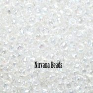 Best Place To Buy Glass Beads -TOHO Round 6/0 Transparent Japanese Seed Beads Online - Gulf Coast Beads