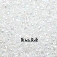 Best Place To Buy Glass Beads -TOHO Round 8/0 Transparent Japanese Seed Beads Online - Gulf Coast Beads