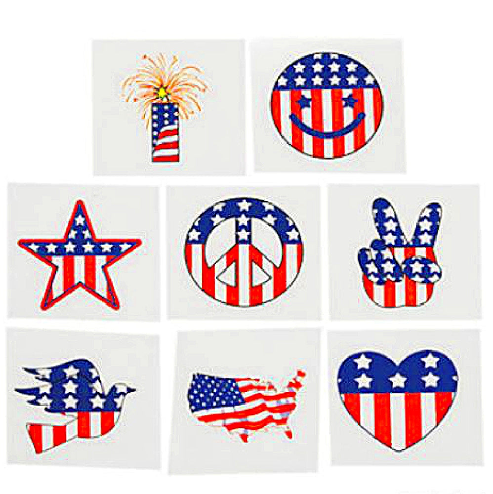 Best Place To Buy Tattoo Sleeve, Patriotic Pride Online - Gulf Coast Beads