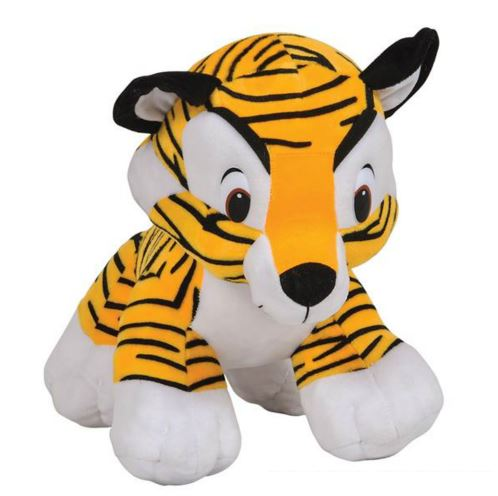 "Best Place To Buy Tiger Cub, 15"" Frisky Plush Animal Online - Gulf Coast Beads"