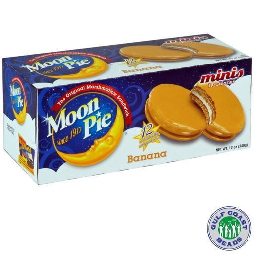 Moon Pie Mini Banana, Food-GulfCoastBeads.com