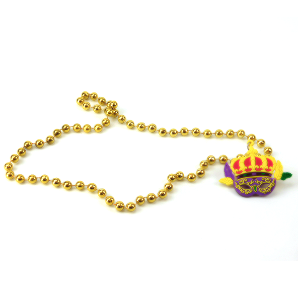 Light Up Crown Necklace for Celebrations | Gulf Coast Beads