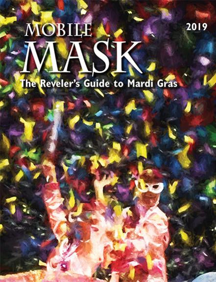 Revelers Guide to Mardi Gras: Mobile Mask Magazine available at Gulf Coast Beads
