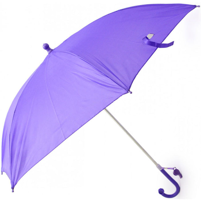 18in purple umbrella for red hat events