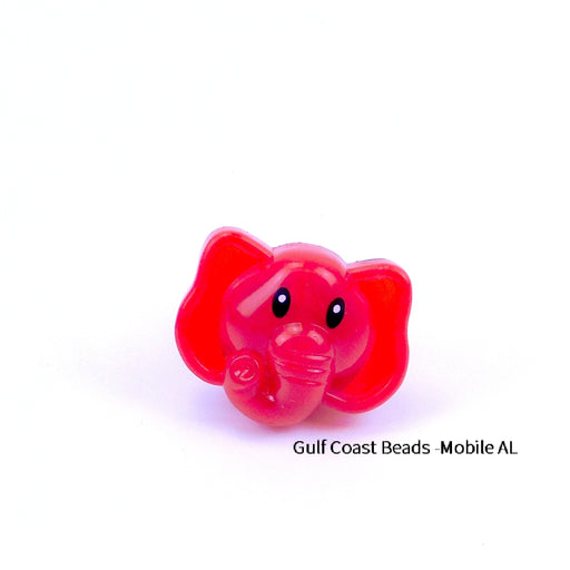 Best Place To Buy Ring -Light Up Red Elephant Ring Online - Gulf Coast Beads