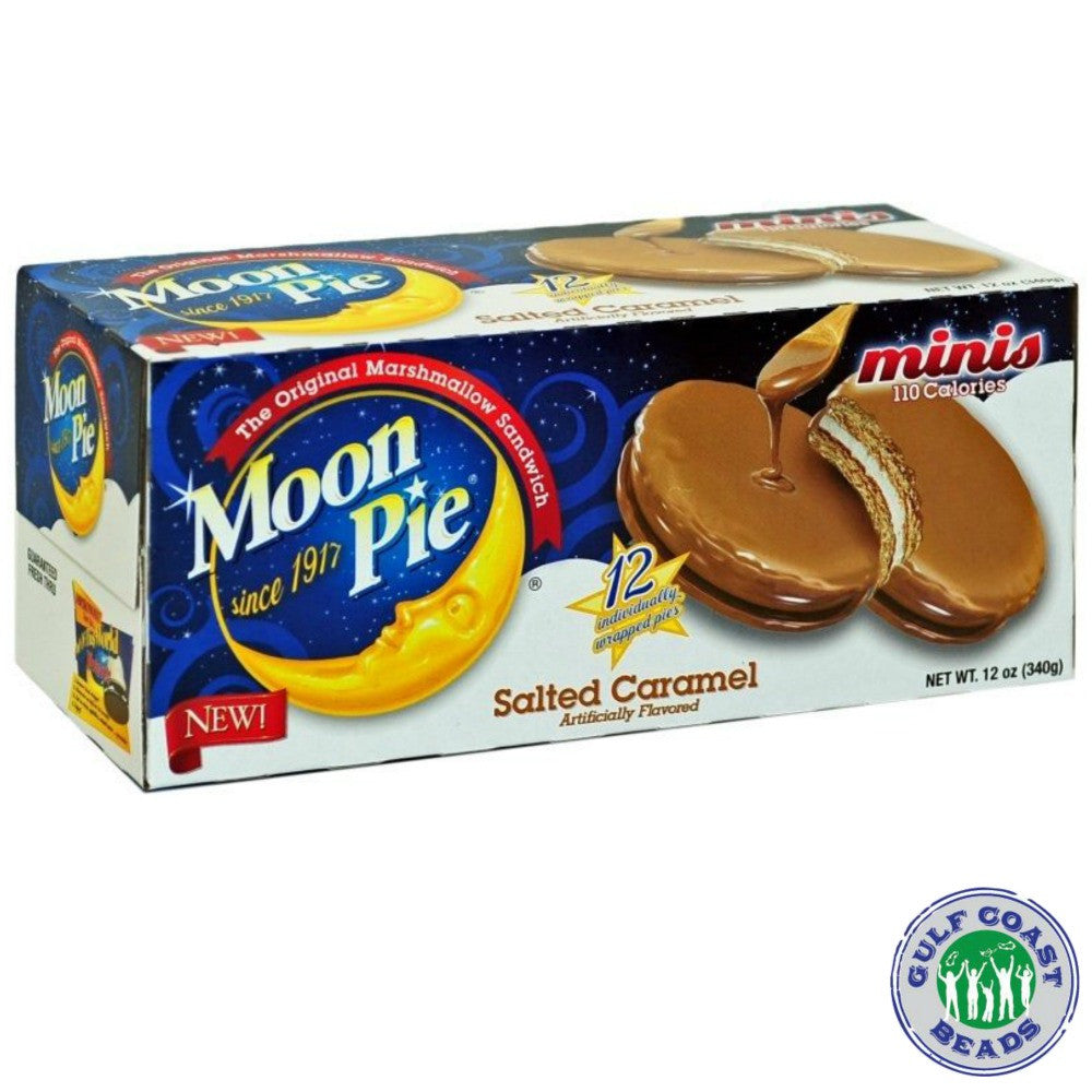 Moon Pie Mini Salt Caramel, Food-GulfCoastBeads.com