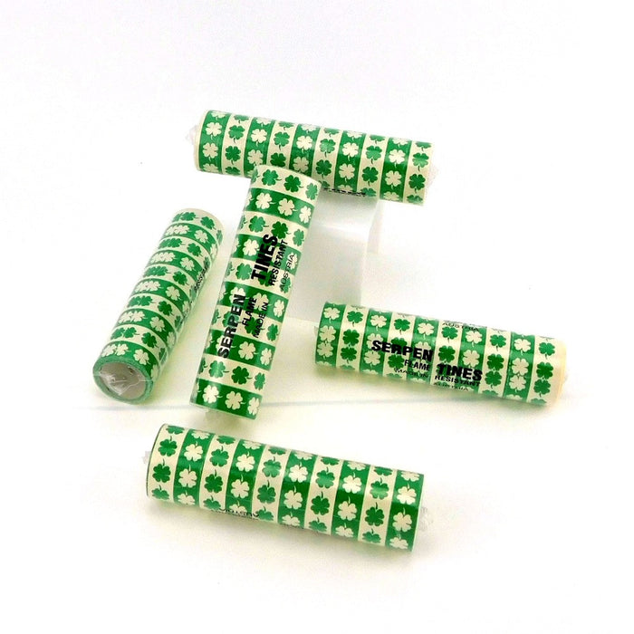 Irish-shamrock-serpentine-GulfCoastBeads.com