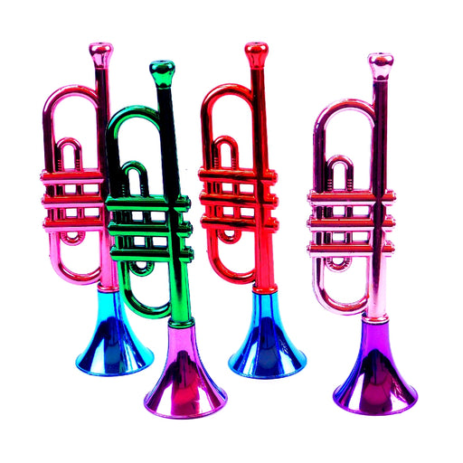 Best Place To Buy Trumpet, Toy Plastic Assorted Colors Online - Gulf Coast Beads