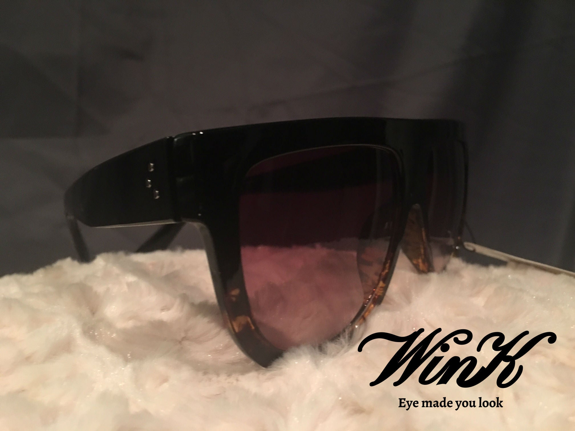 NYC Shield Aviator Sunglasses