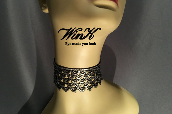Drop Choker - Necklace