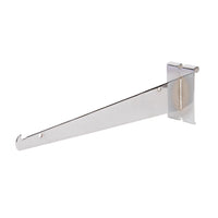 Shelf Bracket W/ Lip, For Grid, 12