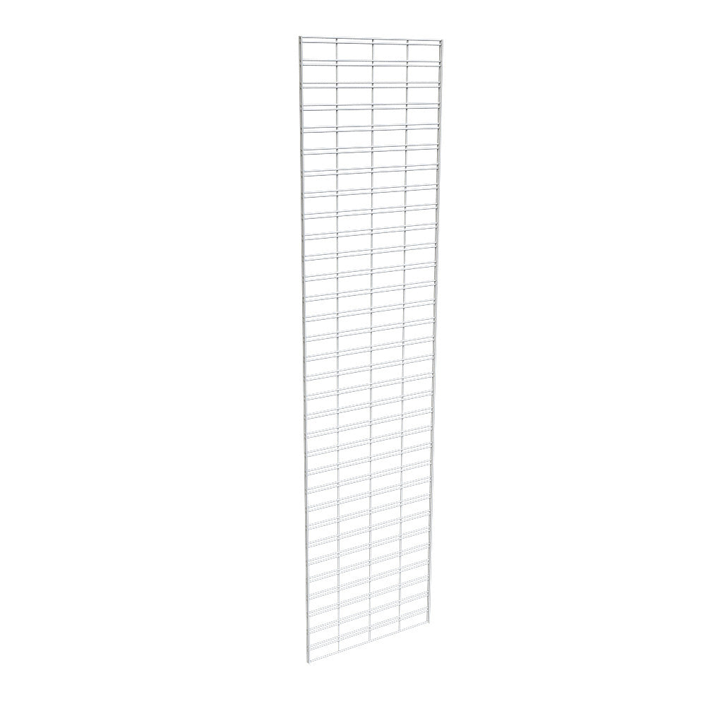 "Slatgrid Panel, 2' X 8', Wire 3"" X 6"" O.C., White"