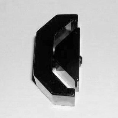 Our grid panel corner connector creates 90-degree angles for you display.
