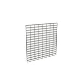 "Slatgrid Panel, 2' X 8', Wire 3"" X 6"" O.C., Black"