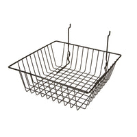 Capitol Hardware's All Purpose Shallow Retail Display Basket, 12