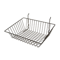 Capitol Hardware's All Purpose Sloped Retail Display Basket, 15