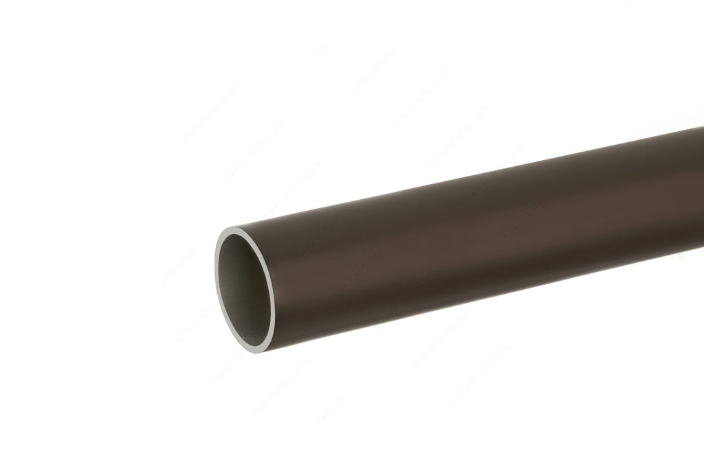 Hangrail, 1-5/16'' Diameter Round Tube, 96'', Oil-Rubbed Bronze