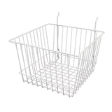 Retail Display Basket 12x12x8, Set of 6