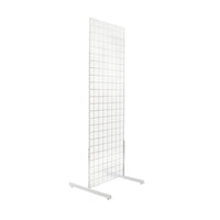 Gridwall POP Display Kit, White
