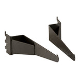 Pipeline Shelf Brackets for Outrigger, Set of 2 (sold in full cartons only - 2 sets per carton)